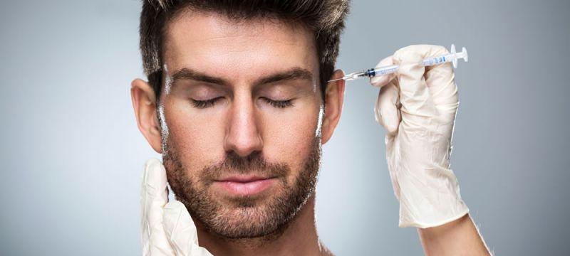 Четыре неинвазивные косметические процедуры для мужчин | SLOSSER